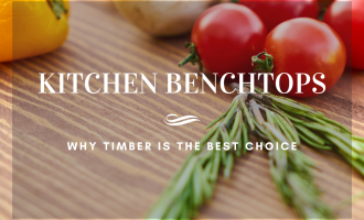 Kitchen Benchtops - Why Timber Is The Best Choice